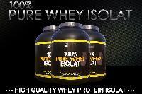 Schnelle Ergebnisse dank Dybanix 100% Pure Whey Isolat