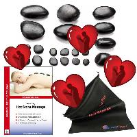 Mit Massage-Zubehör Liebe schenken