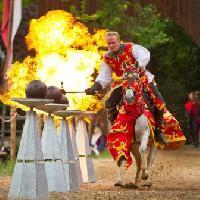 Neue Show bei den Ritterfestspielen auf Burg Satzvey