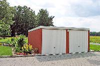 Lagerraum für Kindergärten: Fertiggaragen von MC-Garagen