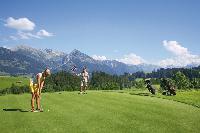Golf, Wellness & Genuss im Parkhotel Burgmühle im Allgäu