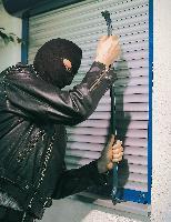Einbrecher müssen draußen bleiben
