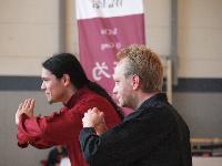 Dritter Wu Wei Cup in Tai Chi und Tui Shou