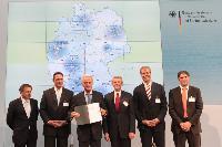 50 Wasserstofftankstellen für Deutschland