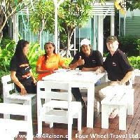 So profitieren Reiseveranstalter und Reisebüros: Deutscher Reiseservice in Bangkok von Four Wheel Travel Ltd.
