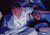 Schlafapnoe - Schnarchen - Schlafstörungen, kann lebensgefährlich werden.