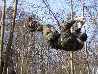 16. - 18. August 2012: PAS-TEAM Ltd. veranstaltet Combat Survival Training (COST)