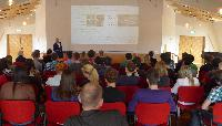 Woche der Ausbildung der Baur-Gruppe: 55 Zehntklässler des Gymnasiums Burgkunstadt besuchten das Sternengebäude in Weismain