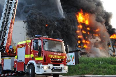 Gesucht: Das Feuerwehrteam des Jahres