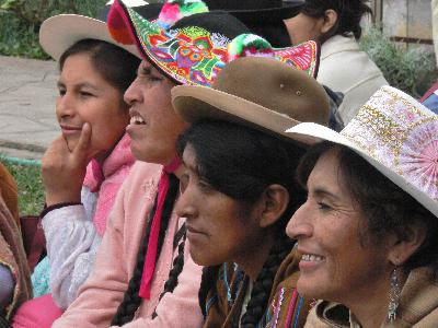 Das Hunger Projekt zum Internationalen Tag der indigenen Völker am 9. August 2012
