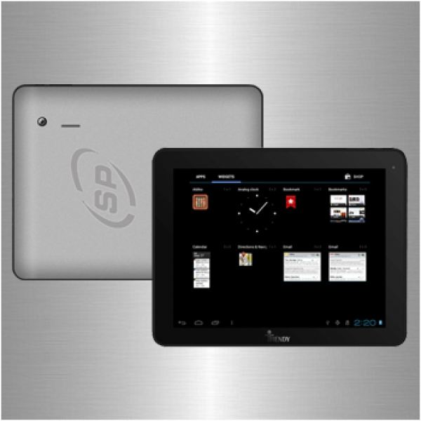 Sale-point stellt neuen Tablet-PC vor
