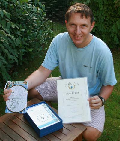 Oliver Knittel gewinnt EBH-Projektgeschichtenwettbewerb