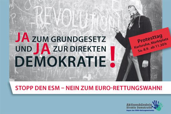 1.894 Bürger unterstützen Strafanzeige gegen Mitglieder der Bundesregierung und des Bundestags