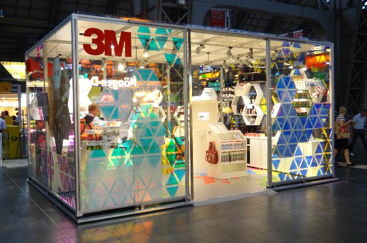 3M eröffnet erstmals eigenen Shop in Deutschland