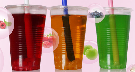 Bubble Tea geht auch ohne Giftstoffe