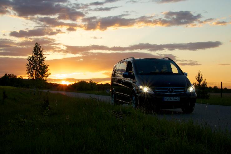 Limousine on Demand: Der Limousinenservice für München, Bayern und Europa