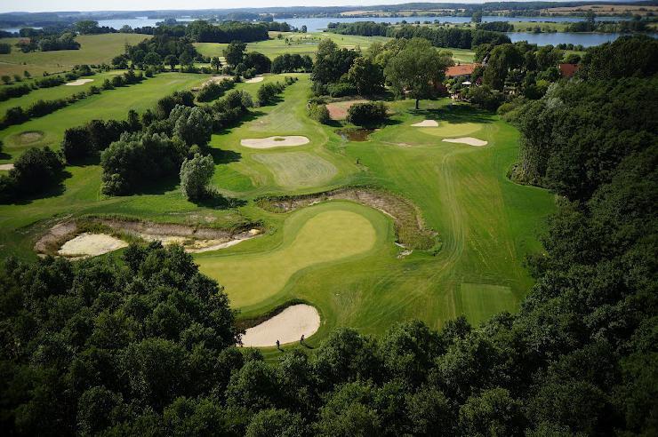 Landhaus Serrahn: Neuer 18 Loch  Golfplatz wird eingeweiht