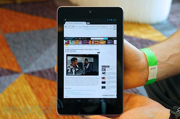 Google Nexus 7 kommt nach Deutschland