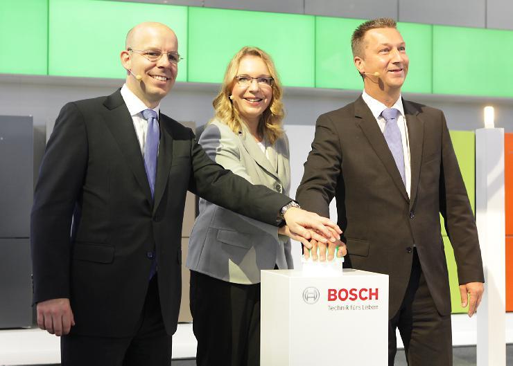 Bosch auf der IFA 2012: Technik zum Anfassen. Für eine ressourcenschonende Zukunft