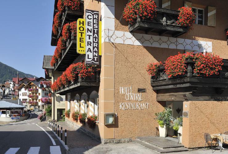 Hotel Central - Natürlich aktiv