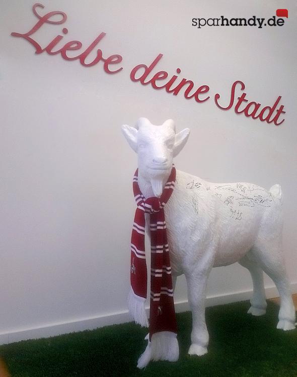 Sparhandy.de ist offizieller Sponsor des 1. FC Köln