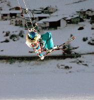 German Kitejunkie Snowkite Masters vom 17. bis 20. Februar - Internationaler Contest