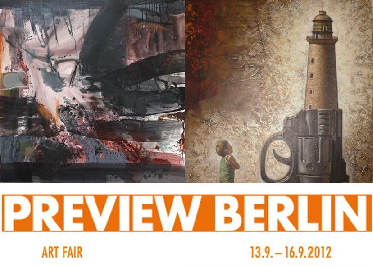 Kraftvolles Kuba - die EAGL gallery Berlin präsentiert zeitgenössische kubanische Kunst auf der  PREVIEW BERLIN ART FAIR 2012