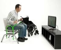 Der Wii Stuhl von SCHUPP - das neue Produkt des Trainingsspezialisten