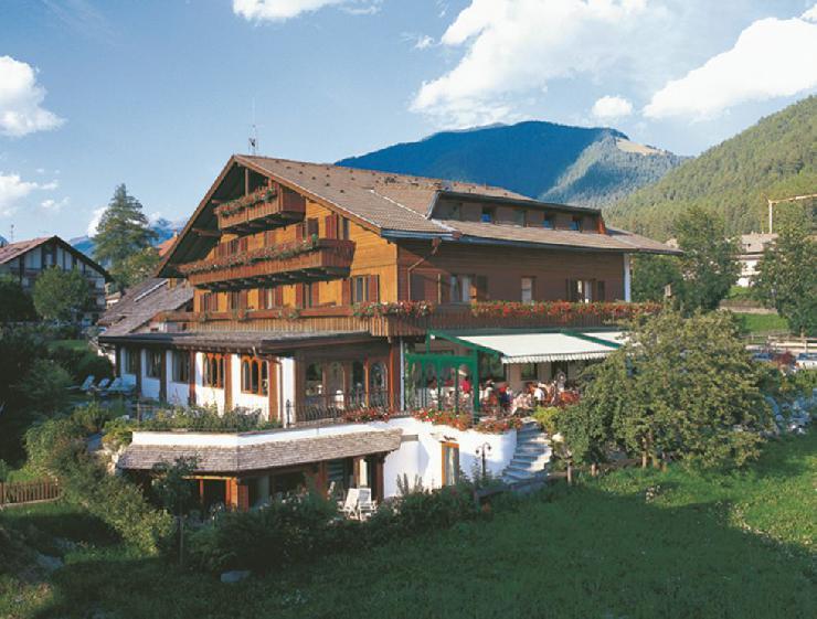 Hotel Alpenhof in Antholz