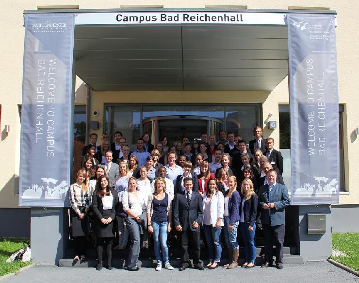 Studienstart an der Internationalen Hochschule