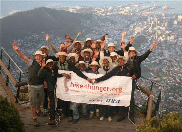 Wandern für einen guten Zweck: hike4hunger auf das Rotwandhaus am 16.09. zugunsten des Hunger Projekts in Afrika
