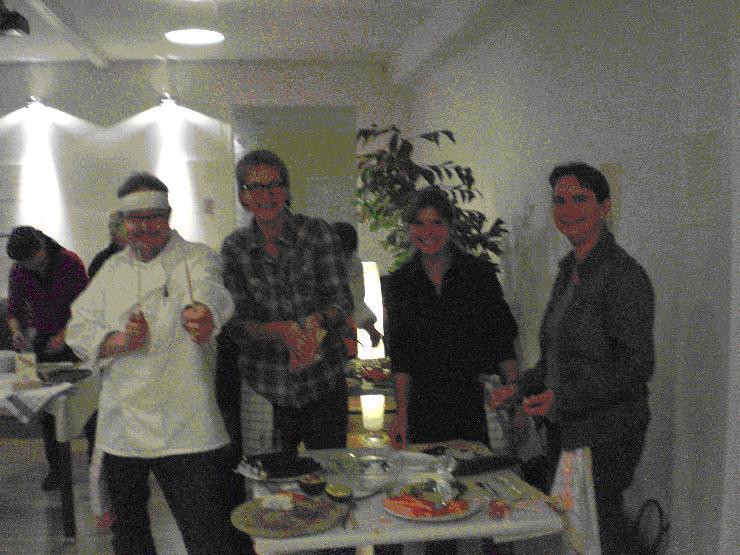 Hamburg: Sushi-Crashseminar auf Englisch