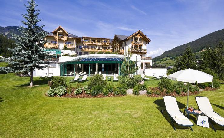 Wanderhotel in St. Ulrich in Südtirol