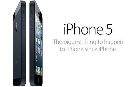 Apples iPhone 5 bricht alle Rekorde