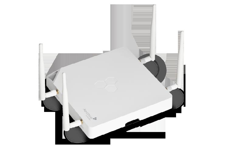 Neue Access-Points, Apple-Lösungen und HiveOS von Aerohive
