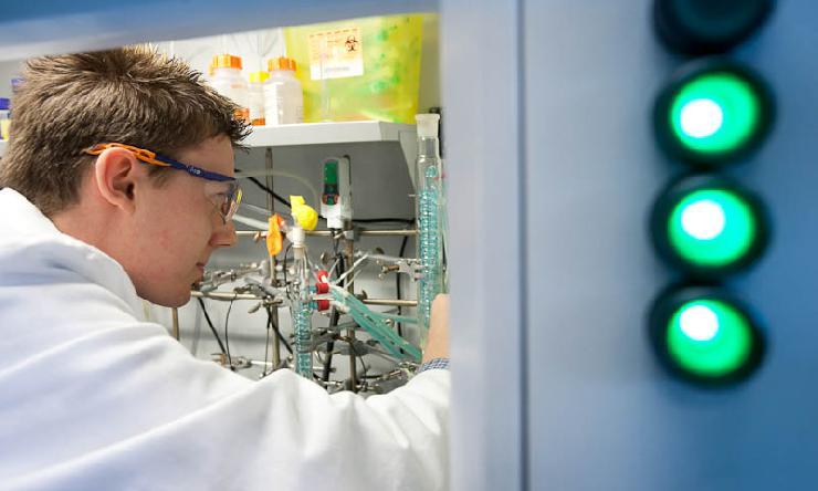 Neuer Wirkstoff gegen Krebs aus dem LDC erreicht Meilenstein