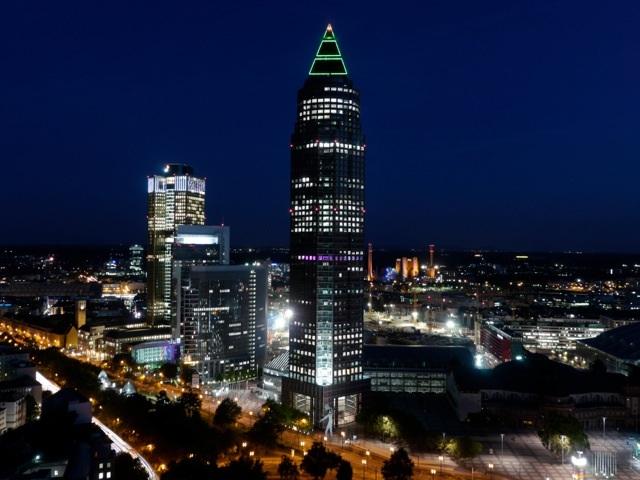 Frankfurt ist um ein Green Building reicher und dies wird gebührend gefeiert!