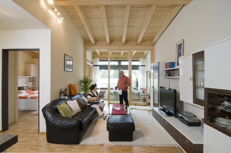 pressenachricht nat rlich wohnen mit baumit. Black Bedroom Furniture Sets. Home Design Ideas