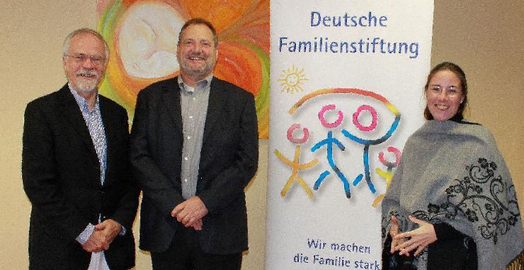 Familienzuwachs für die Deutsche Familienstiftung