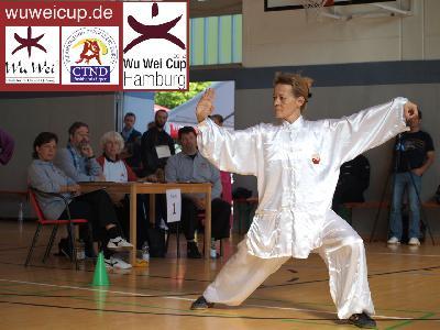 Wu Wei Cup ist mit internationaler Beteiligung ein voller Erfolg
