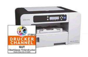 RICOH Aficio SG-2100N Geljet Drucker bei LASA EDV GmbH