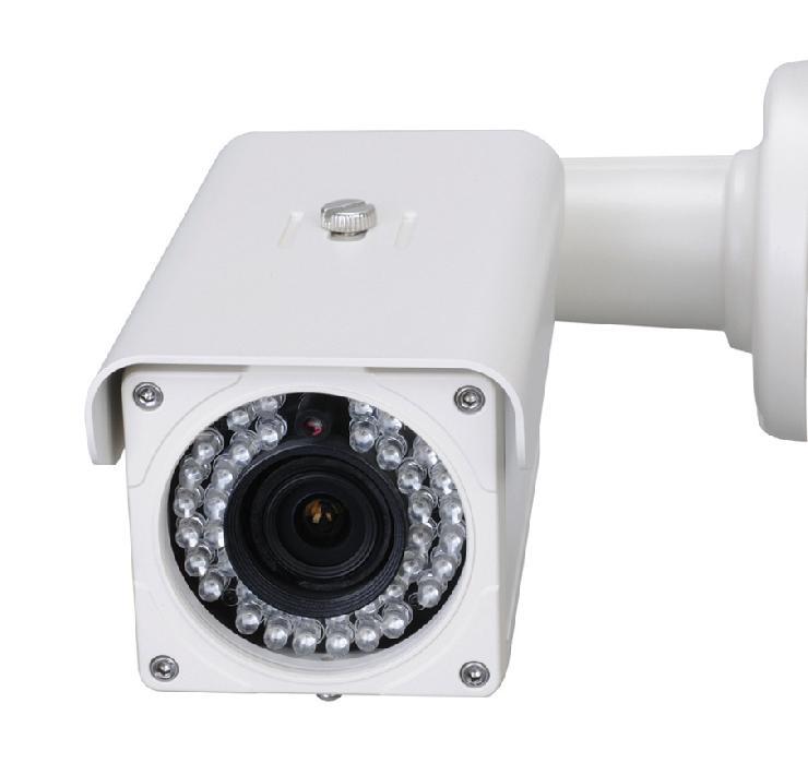 Überwachungskameras von IPS-Technik - professionelle und wirtschaftliche Videoüberwachung