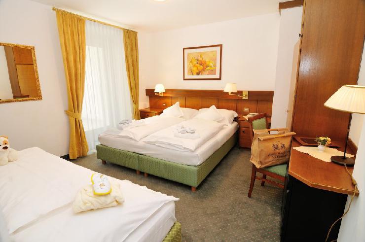 Family Hotel Posta - Familienhotel