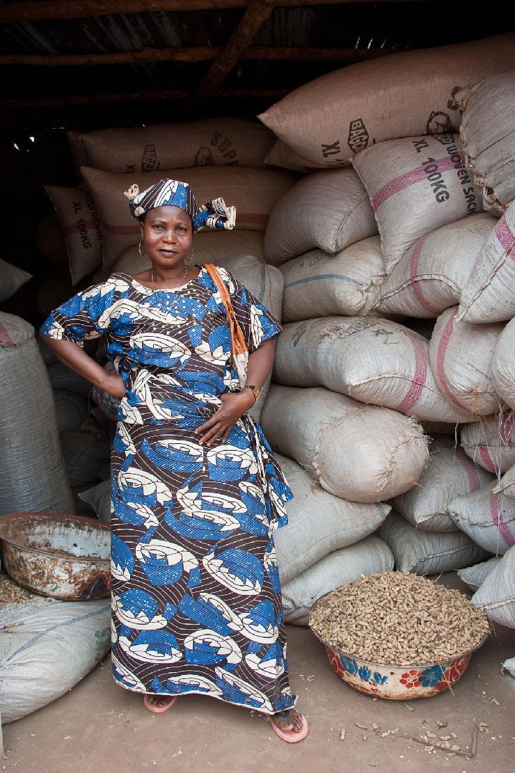 Das Hunger Projekt zum Welternährungstag/Welthungertag am 16. Oktober 2012