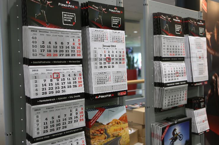 Primus-Print.de senkt Bezugspreise für Kalender um bis zu 65 %