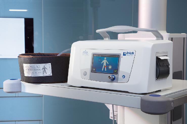 Innovative Blutsperregeneration für eine einfache Anwendung mit nur 2 Klicks