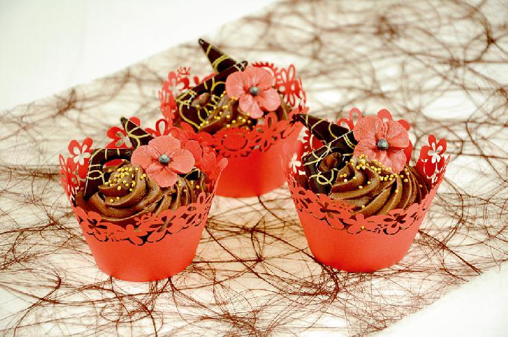 Cupcakes aus Hobbybäcker-Produkten wecken die pure Lust am Naschen