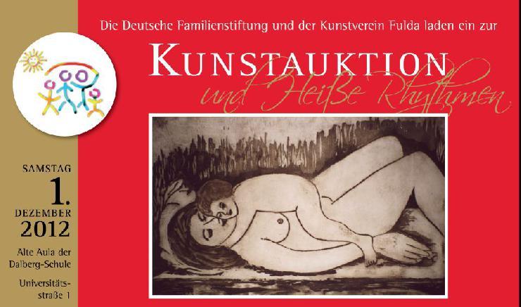 Chance für Imagewerbung im Kunstauktionskatalog