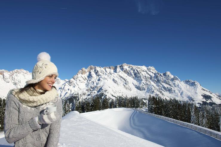 Weißes Paradies Hochkönig: Grenzenloses Skivergnügen im Salzburger Land