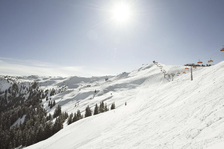 Winterurlaub voller Kontraste in Saalfelden Leogang